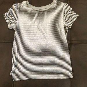 Striped American Eagle T-shirt